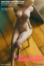 TBLeague PHICEN 1/6 S21B Super-Flexible Seamless Female Figure L Bust SUNTAN USA