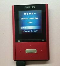 Philips GoGear ViBE SA2VBE Red (4 GB) Digital Media Player