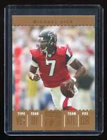 2007 Topps TX Exclusive Bronze #11 Michael Vick (Atlanta Falcons) #'d 052/149