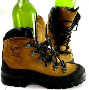 Men's Danner Combat Hiker 43513X US Army USA Made Ankle Boot Sz 8.5 8 1/2 MINT!