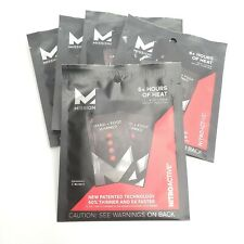 Mission 2 Pack Hand & Foot Warmers- 5 Packages, 10 warmers total