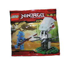 LEGO 30082 Ninjago Ninja Training with Jay Minifig NEW & Sealed Polybag Set