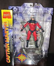 CAPTAIN MARVEL 7 INCH SPECIAL COLLECTOR EDITION ACTION FIGURE - NRFB