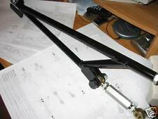 #09 REAR SUSPENSION LADDER BAR PLANS  Ladder link bar race suspension Blueprints