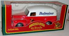Ertl Budweiser Anheuser Busch 1951 GMC Delivery Van Die Cast Metal Bank