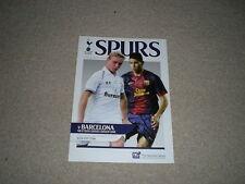 Tottenham Spurs Yth V Barcelona Yth NextGen serie 2012/13