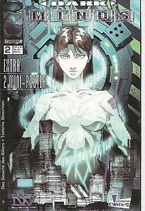 °DARKMINDS #2 °Generation Comics in German 1999 Science Fiction Thriller