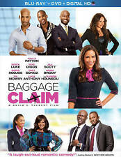 Baggage Claim (Blu-ray Disc, 2014, 2-Disc Set, no digital code) brand new!