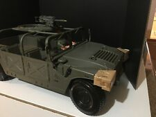 1/6 GI Joe Humvee Armament Carrier for 1/6  G.I. Joe's Hummer H1 2003 Low price