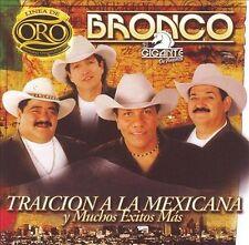 Bronco : Linea De Oro CD