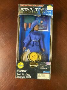 1995 Star Trek Collector's Series Guinan Federation Edition NRFB