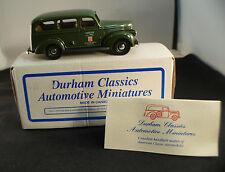 Durham Classics  ◊ DC-17C CHEVROLET SUBURBAN 'U.S. ARMY' 1941 ◊ 1/43 ◊ RARE