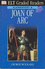 Joan of Arc by George C. Woolard. ELT Readers