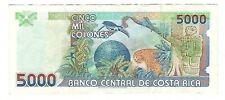Costa Rica - 5000 Colones, 2004