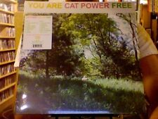 Cat Power You Are Free LP sealed vinyl + download