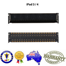 LCD FPC Connector Onboard - NEW Replacement Repair Part for iPad 3 / 4