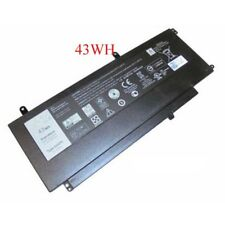 2018 New 43Wh laptop Battery For Dell Inspiron 15 Genuine 7547 D2VF9 0PXR51