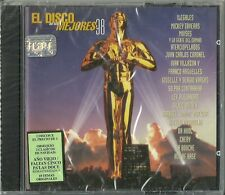 El Disco De Los Mejores 98 Latin Music CD New