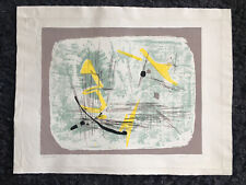 FRANCIS BOTT German 1904-88 Limited Edition LITHOGRAPH Abstract 1951 ed 1/8
