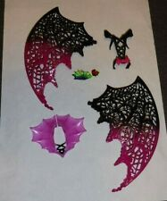 Repuestos De Monster High Draculaura Ghouls Rule Alas