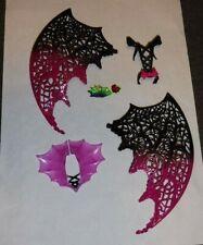 Repuestos De Monster High Draculaura Ghouls Rule Alas