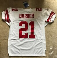 Tiki Barber New York Giants Signed Autograph Jersey Steiner Sports COA BRAND NEW