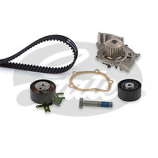 Gates KP15606XS Timing Belt & Water Pump Kit Volvo V50 2.0 Diesel 04-10