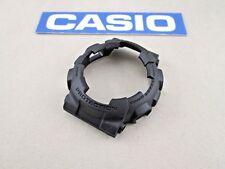 Genuine Casio G-Shock GA-100MB GD-120MB black resin rubber watch bezel