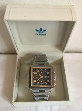 Adidas Chronograph Herren Armbanduhr 10atm Watch-