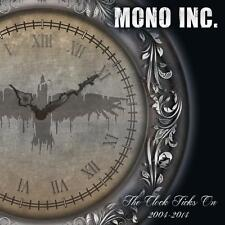 The Clock Ticks On 2004-20014 von Mono Inc. (2014) CD Digipak Neuware