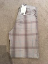 Callaway Golf Check Pantaloni 30/32