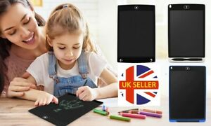 8.5 Inch Kids Digital Drawing & Writing LCD Learning Tablet with Pen 3 Colours