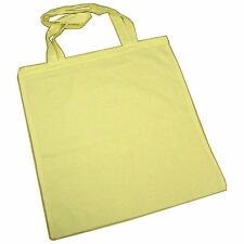 Cotton Bags - Plain (Pack of 6) - 39cm x 37cm - Decorate & Personalise