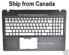 ASUS Q500 Q500A Keyboard TopCase - 0KNB0-6670UI00 0KN0-N71UI13 9Z.N8BBU.J1D US