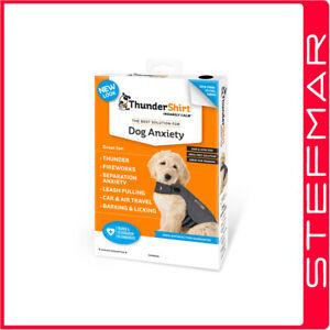 """Thundershirt for Dogs Grey XLarge Chest Size 30-37"""""""