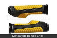 2x MOTORINO MOTOCICLETTA Maniglie Manubri manopole universale 22mm/25mm