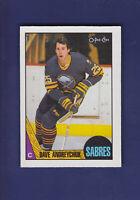 Dave Andreychuk 1987-88 O-PEE-CHEE Hockey #3 (EXMT)