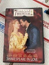 New ListingShakespeare in Love (Dvd, 1999, Collectors Series) A
