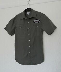 Genuine Carhartt Vintage Style Mechanics Short Sleeve Shirt