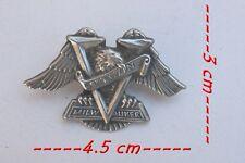 Insigne Biker V-Twin (fixation de type pin's)
