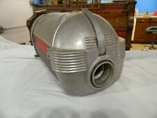 Vintage Electrolux canister vacuum for parts or repair only