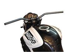 Trw Lucas Guidons en Aluminium Superbike Super de Vélo avec ABE pour Yamaha FZ 1