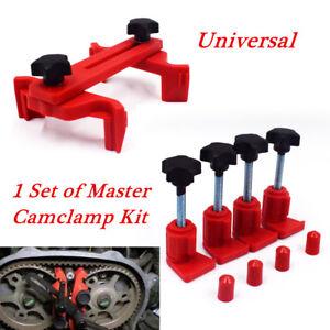 Double Cam Clamp Camshaft Engine Timing Locking Tool Sprocket Gear Locking Kit