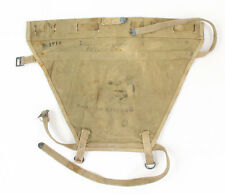 Triangle de havresack US M-28 matriculé WW2  (matériel original)