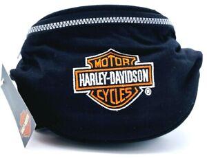 Harley-Davidson® Black Bar & Shield Adjustable Fanny Pack Belt Bag Unisex