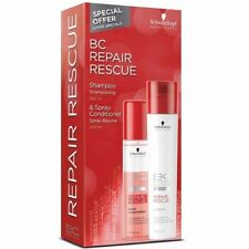 Schwarzkopf BC Repair Rescue Shampoo 250ml + Repair Rescue Spray Conditioner 200