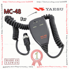 Hand Mic For YAESU Car Mobile Radio 8 pin plug FT-5100 FT-5200 MH-26D8 MH-15D8