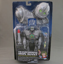 IRON GIANT Transforming Action Figure. Trendmasters NIB LAST!! (2)