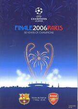2006 CHAMPIONS LEAGUE FINAL - ARSENAL v BARCELONA