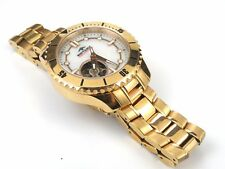Rotary Ladies Rose Gold Skeleton Automatic Swiss Watch ALB90073/A/41